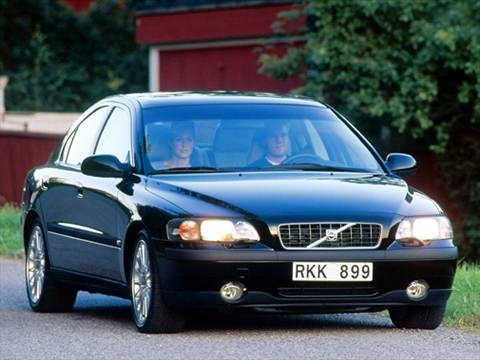 2004 Volvo S60 2.4 Sedan 4D  photo