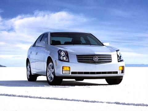 2005 Cadillac CTS Sedan 4D  photo