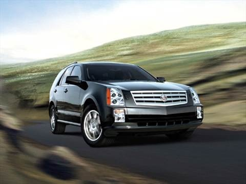 2005 Cadillac SRX Sport Utility 4D  photo