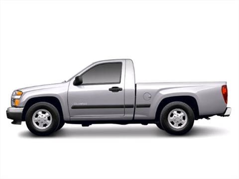 2005 Chevrolet Colorado Regular Cab Pickup 2D 6 ft  photo