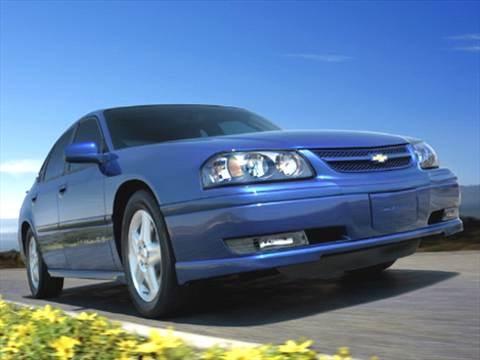 2005 Chevrolet Impala Sedan 4D  photo