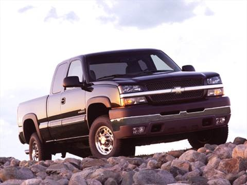 2005 Chevrolet Silverado 2500 HD Extended Cab Work Truck Pickup 4D 6 1/2 ft  photo