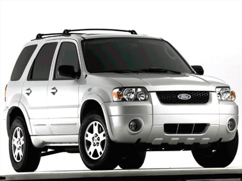 2005 Ford Escape XLS Sport Utility 4D  photo