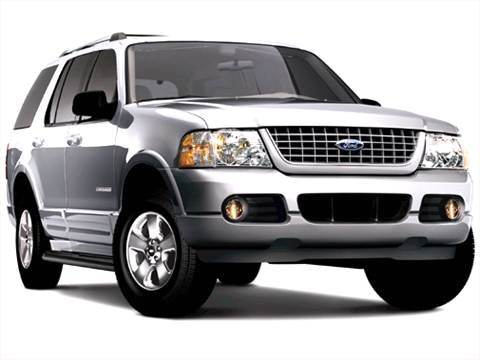 2005 Ford Explorer XLS Sport Utility 4D  photo