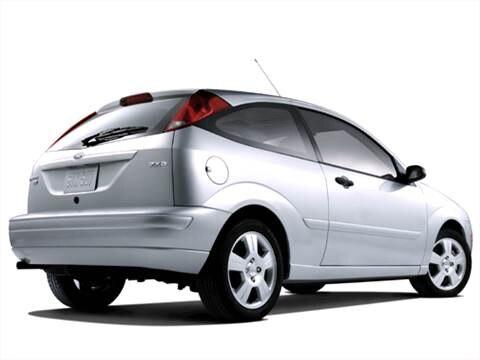 2005 Ford Focus ZX3 S Hatchback 2D  photo