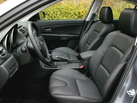 2005 Mazda MAZDA3 i Sedan 4D  photo