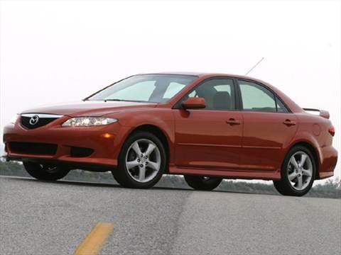 2005 Mazda MAZDA6 i Sedan 4D  photo