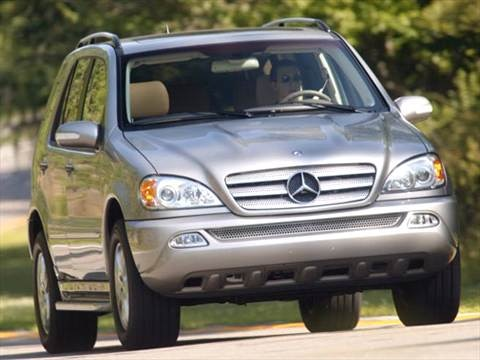 2005 Mercedes-Benz M-Class ML350 Sport Utility 4D  photo