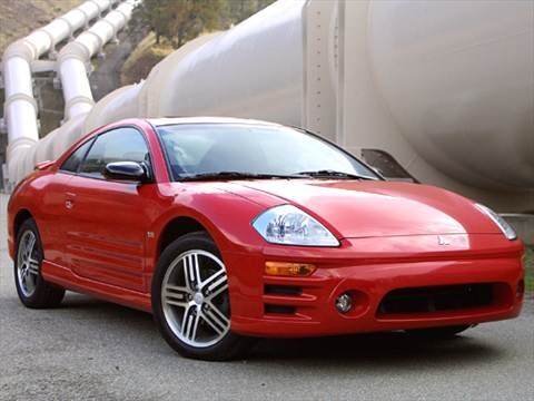 2005 mitsubishi eclipse gt coupe 2d pictures and videos. Black Bedroom Furniture Sets. Home Design Ideas