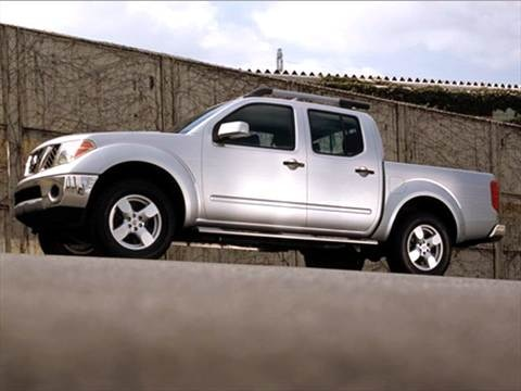 2005 Nissan Frontier Crew Cab SE Pickup 4D 5 ft  photo
