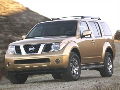 2005 Nissan Pathfinder XE Sport Utility 4D  photo