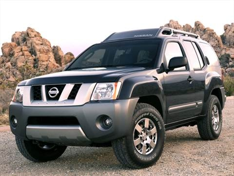 2005 Nissan Xterra S Sport Utility 4D  photo