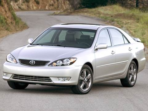 2005 Toyota Camry Sedan 4D  photo