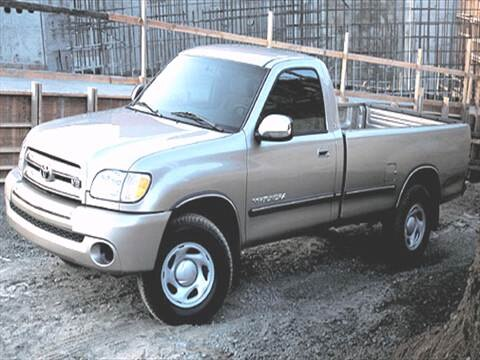 2005 Toyota Tundra Regular Cab Pickup 2D 8 ft  photo