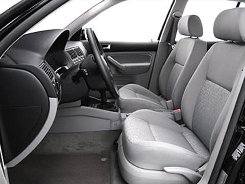 2005 Volkswagen Golf GL Hatchback 2D  photo