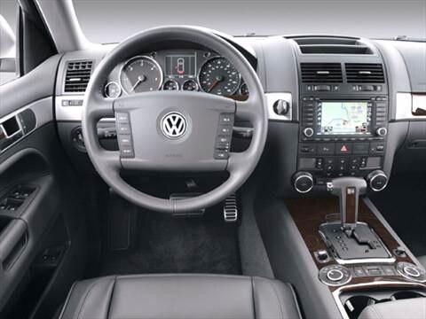 2005 Volkswagen Touareg Sport Utility 4D  photo
