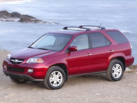 2006 Acura MDX Touring Sport Utility 4D  photo