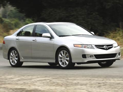 2006 Acura TSX Sedan 4D  photo