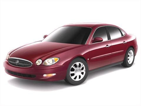 2006 Buick LaCrosse CX Sedan 4D  photo