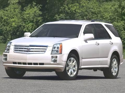 2006 Cadillac SRX Sport Utility 4D  photo