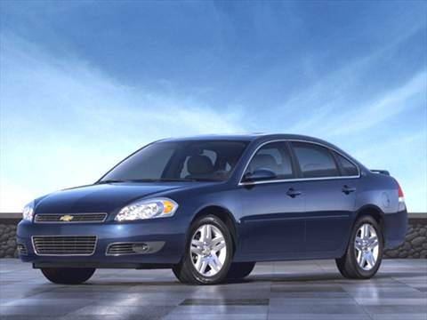 2006 Chevrolet Impala LS Sedan 4D  photo