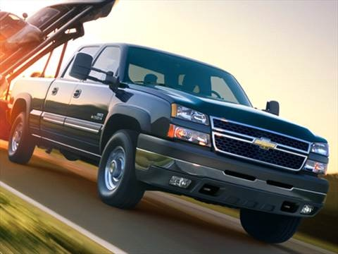 2006 Chevrolet Silverado 2500 HD Crew Cab Work Truck Pickup 4D 6 1/2 ft  photo