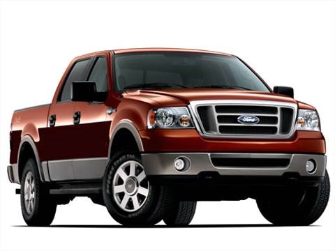 2006 Ford F150 SuperCrew Cab King Ranch Pickup 4D 5 1/2 ft  photo