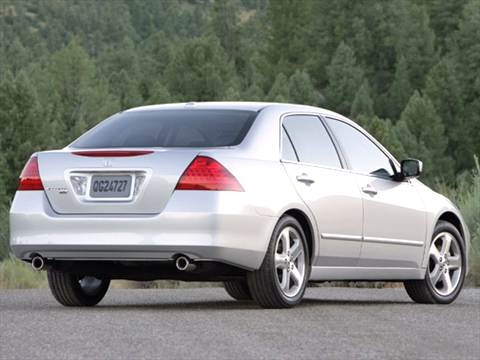 2006 Honda Accord SE Sedan 4D  photo