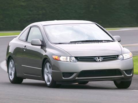 2006 Honda Civic DX Coupe 2D  photo