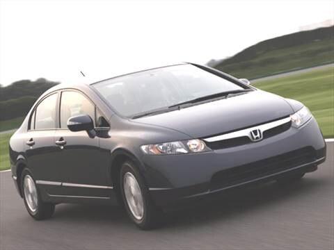 2006 Honda Civic Hybrid Sedan 4D  photo