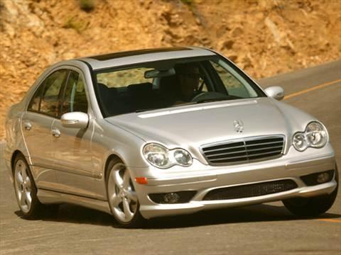2006 Mercedes-Benz C-Class C350 4MATIC Sedan 4D  photo