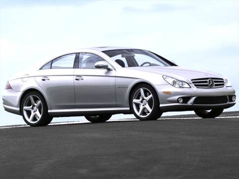 2006 Mercedes-Benz CLS-Class CLS55 AMG Coupe 4D  photo