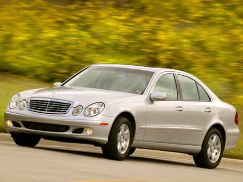 2006 Mercedes-Benz E-Class E320 CDI Sedan 4D  photo