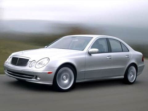 2006 Mercedes-Benz E-Class E350 Sedan 4D  photo