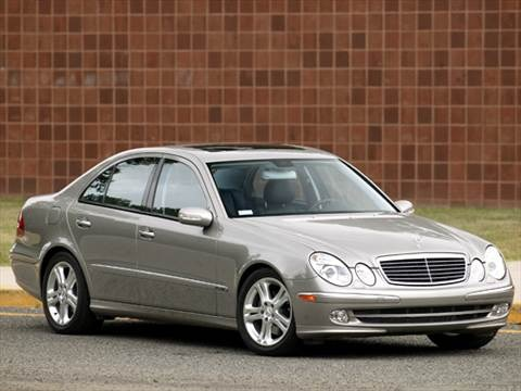 2006 Mercedes-Benz E-Class E500 Sedan 4D  photo