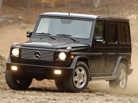 2006 Mercedes-Benz G-Class G500 Sport Utility 4D  photo