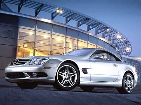 2006 Mercedes-Benz SL-Class SL500 Roadster 2D  photo