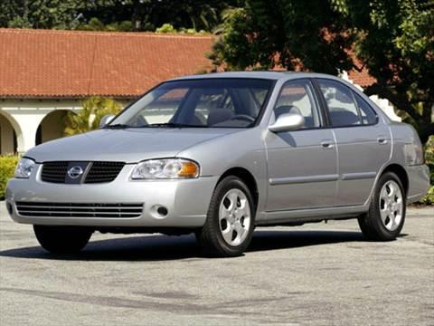 2006 Nissan Sentra Sedan 4D  photo