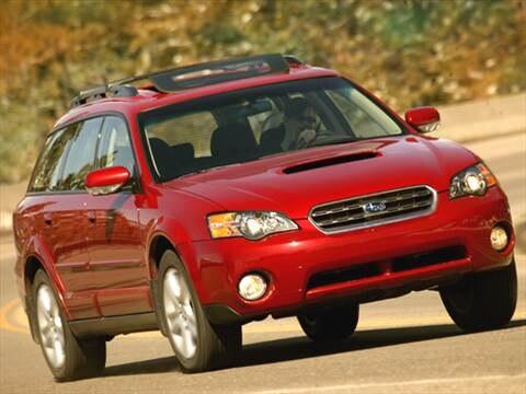 2006 Subaru Outback 2.5i Wagon 4D  photo