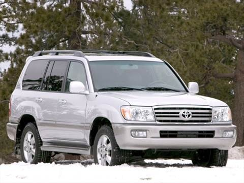 2006 Toyota Land Cruiser Sport Utility 4D  photo