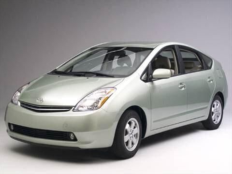 2006 Toyota Prius Hatchback 4D  photo