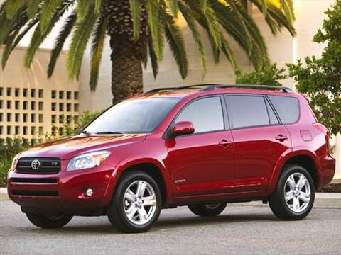 2006 Toyota RAV4 Sport Utility 4D  photo