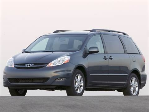 2006 toyota sienna xle minivan 4d pictures and videos kelley blue book. Black Bedroom Furniture Sets. Home Design Ideas