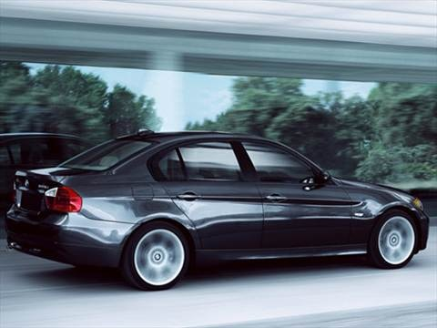 2007 BMW 3 Series 328i Sedan 4D  photo