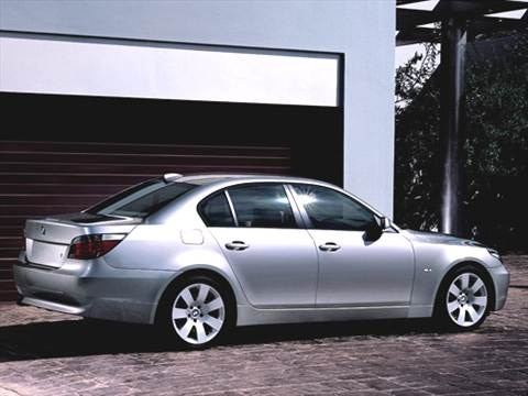 2007 BMW 5 Series 530i Sedan 4D  photo
