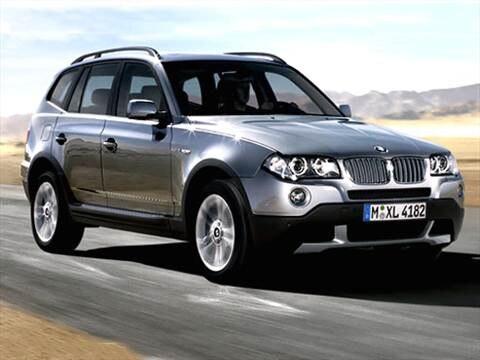 2007 BMW X3 3.0si Sport Utility 4D  photo