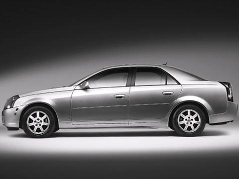Cadillac Cts Side Cacts