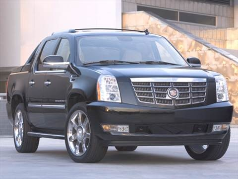 2007 Cadillac Escalade EXT Sport Utility Pickup 4D 5 1/4 ft  photo