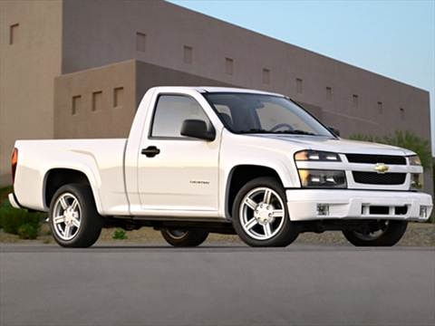 2007 Chevrolet Colorado Regular Cab LS Pickup 2D 6 ft  photo