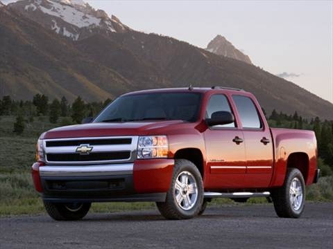 2007 Chevrolet Silverado 1500 Crew Cab LTZ Pickup 4D 5 3/4 ft  photo